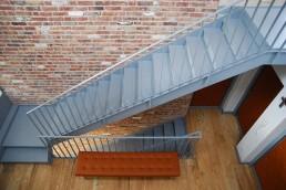 Treppenanlage Arztpraxis