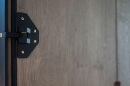 Ankleide Detail – Johannes Sitsen Metallbaumeister