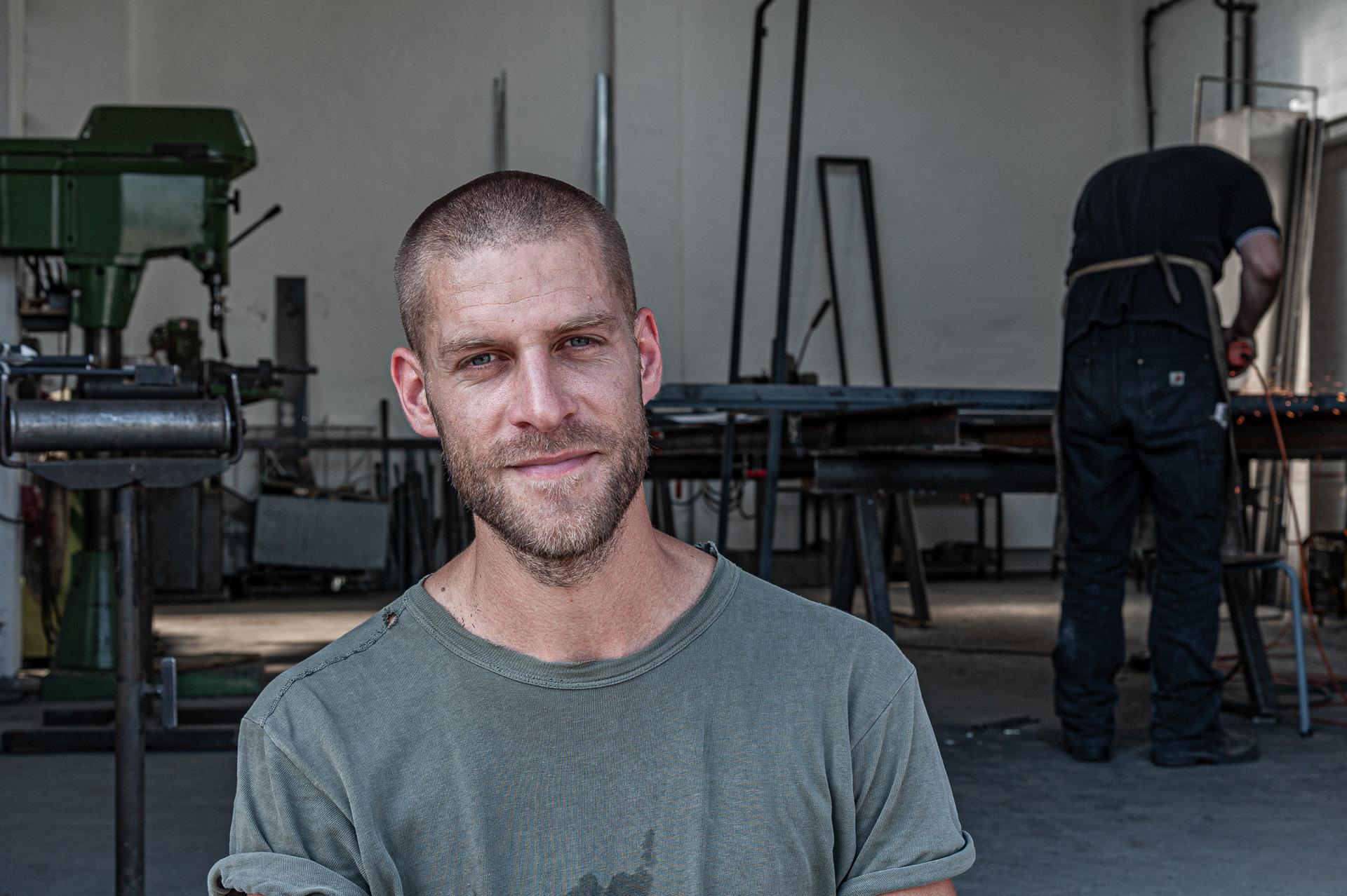 Portait – Johannes Sitsen Metallbaumeister
