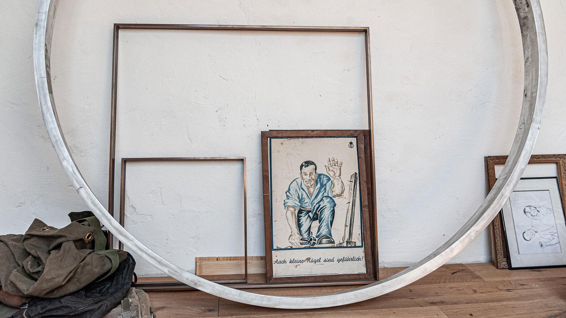 Rahmen – Johannes Sitsen Metallbaumeister
