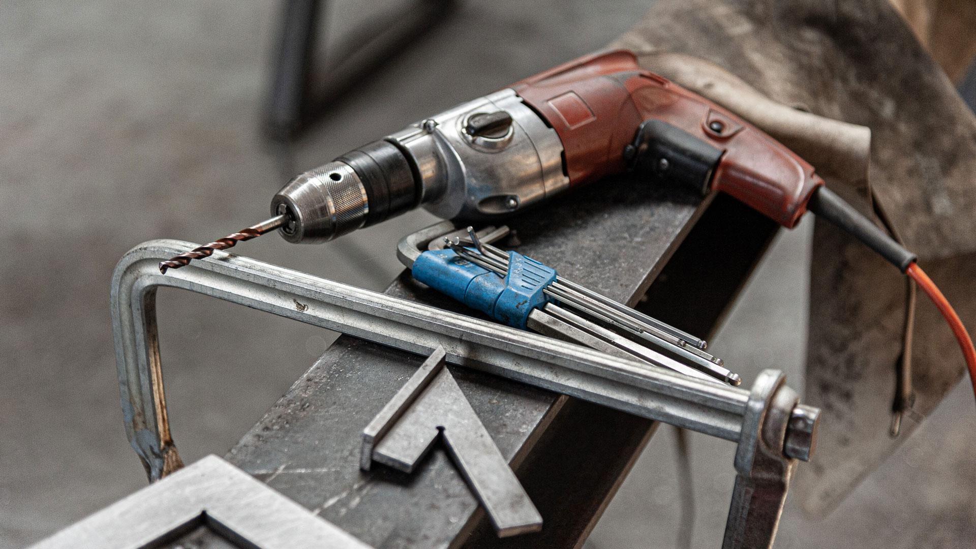 Werkzeug – Johannes Sitsen Metallbaumeister