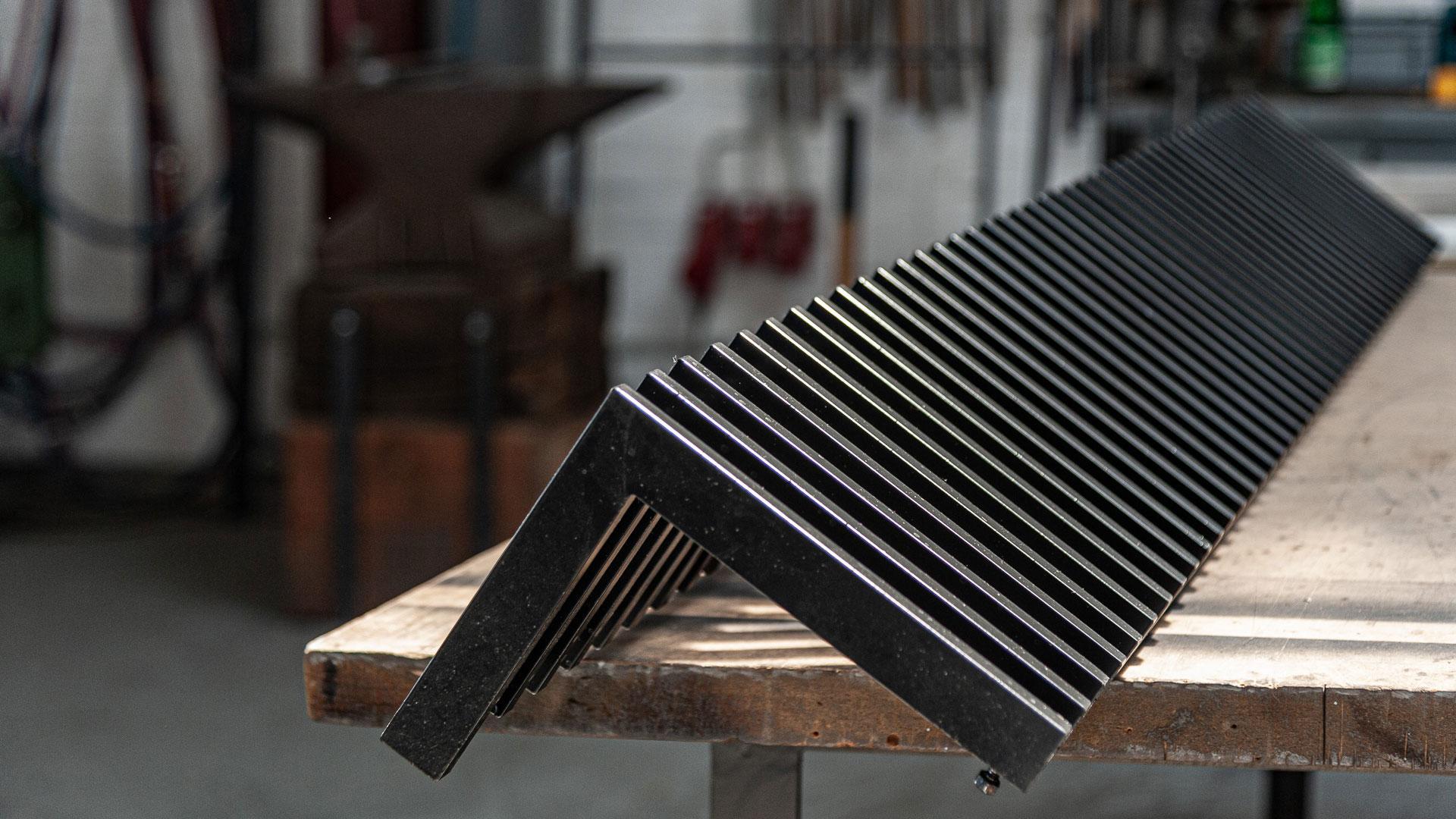 Metallarbeit – Johannes Sitsen Metallbaumeister