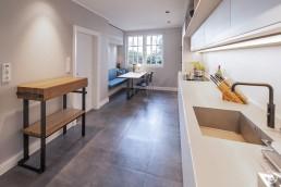 Butcherblock und Küchentisch – Johannes Sitsen Metallbaumeister