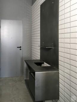 Waschtisch Edelstahl – Johannes Sitsen Metallbaumeister